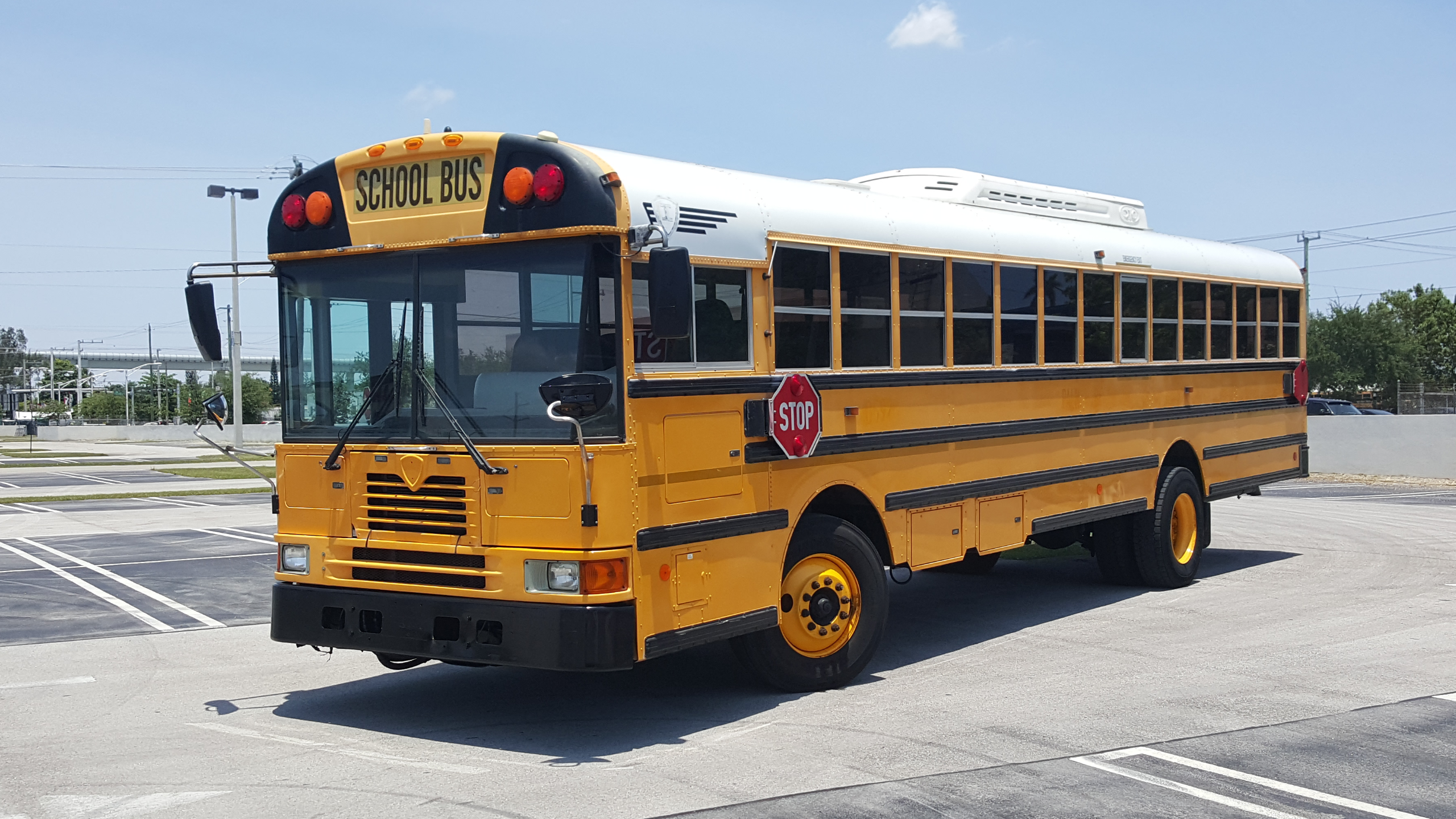 School Bus For Sale Miami Bus Deals