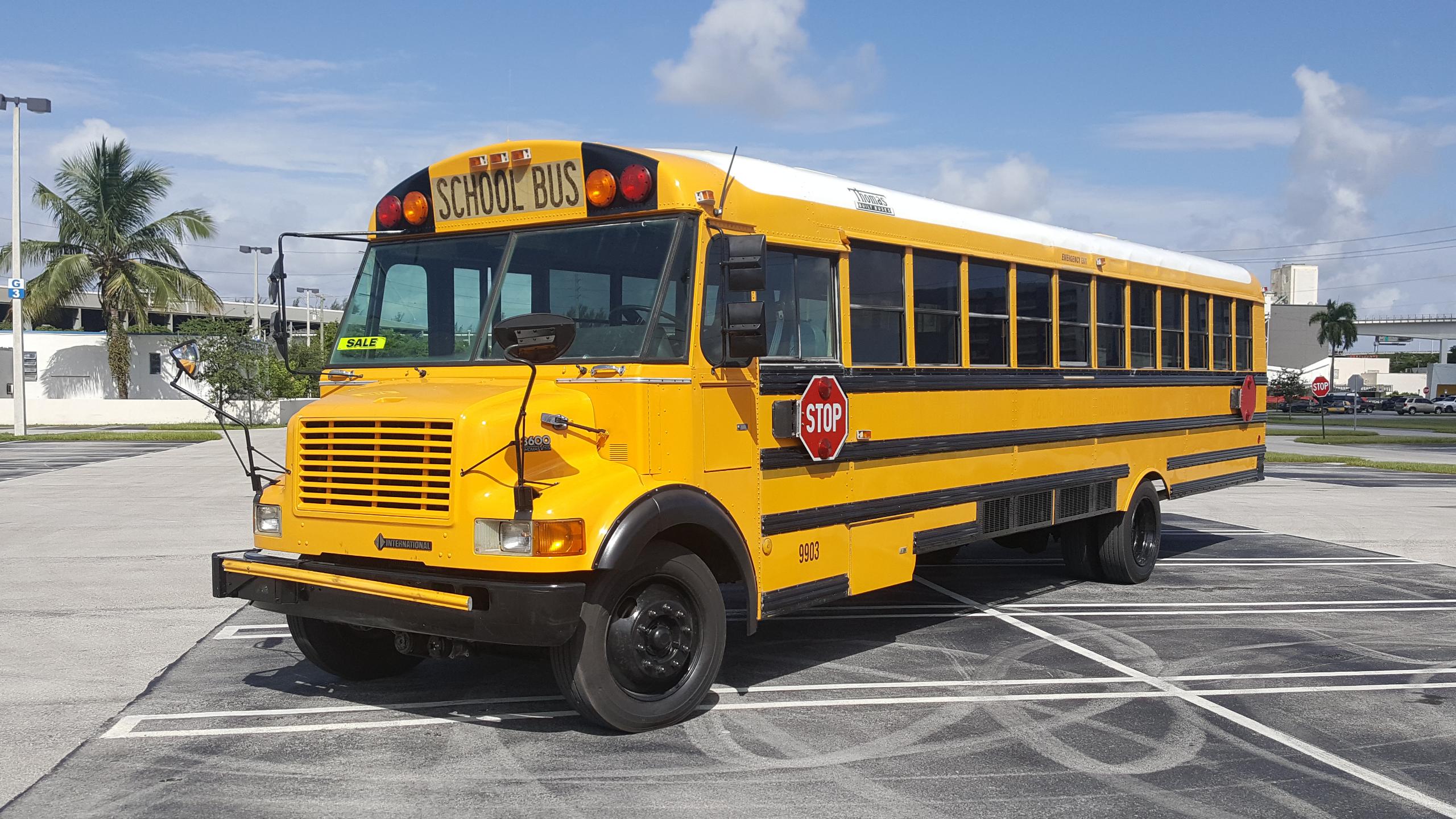 Thomas Built Buses >> Miami Bus Deals