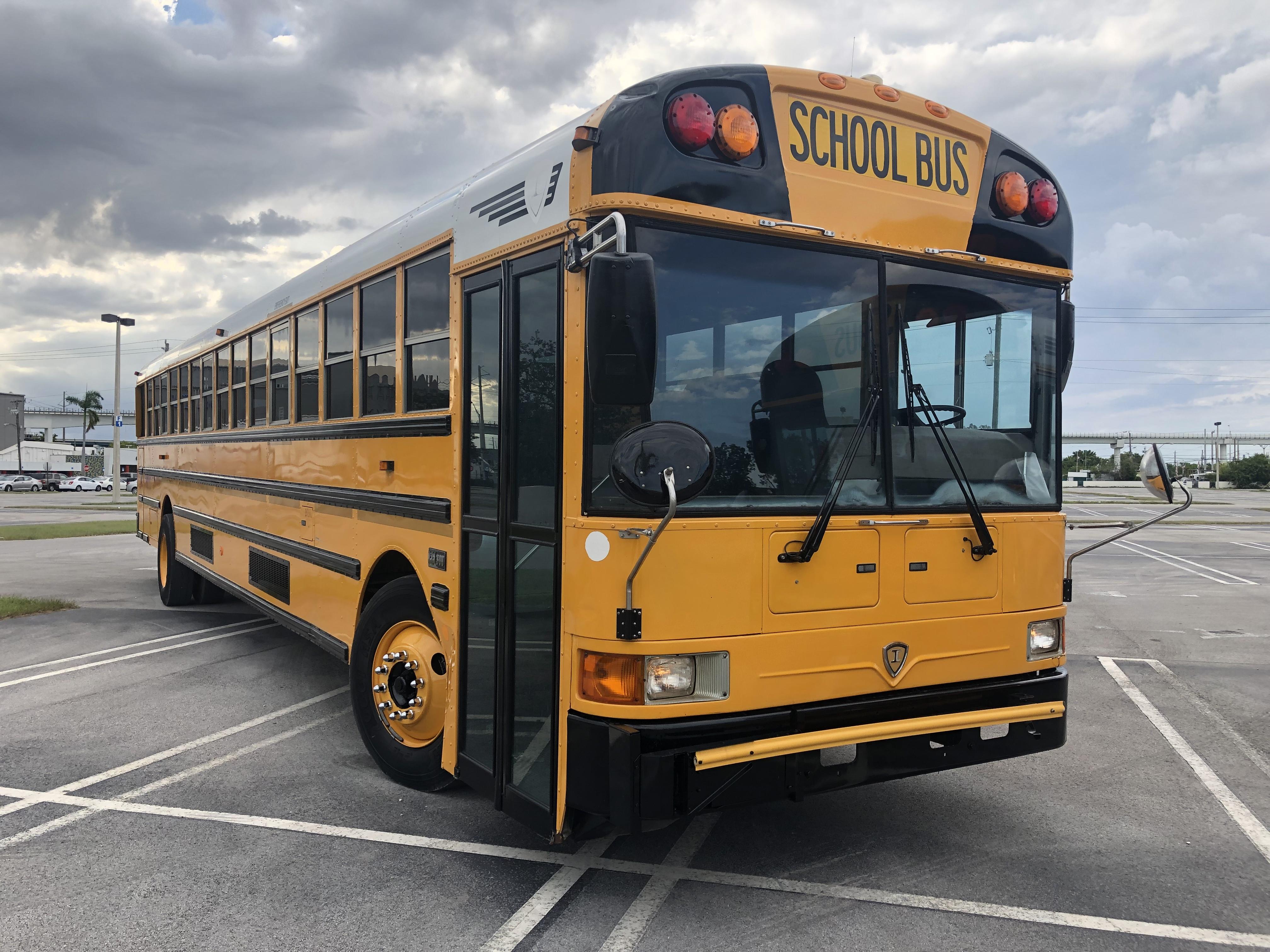 Miami Bus Deals – South Florida's #1 School Bus Dealer